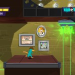 Phineas and Ferb Quest for Cool Stuff Screen 1