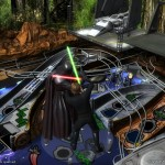 Star Wars Pinball_Episode_VI_table Lightsaber Duel