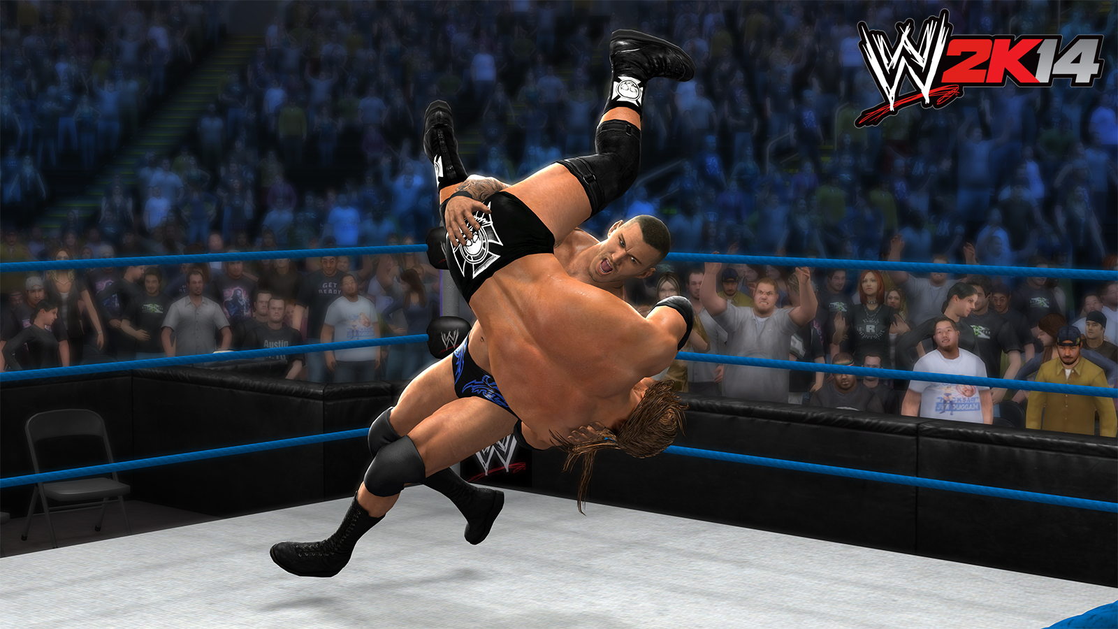 Randy Orton Rko John Cena Off Building