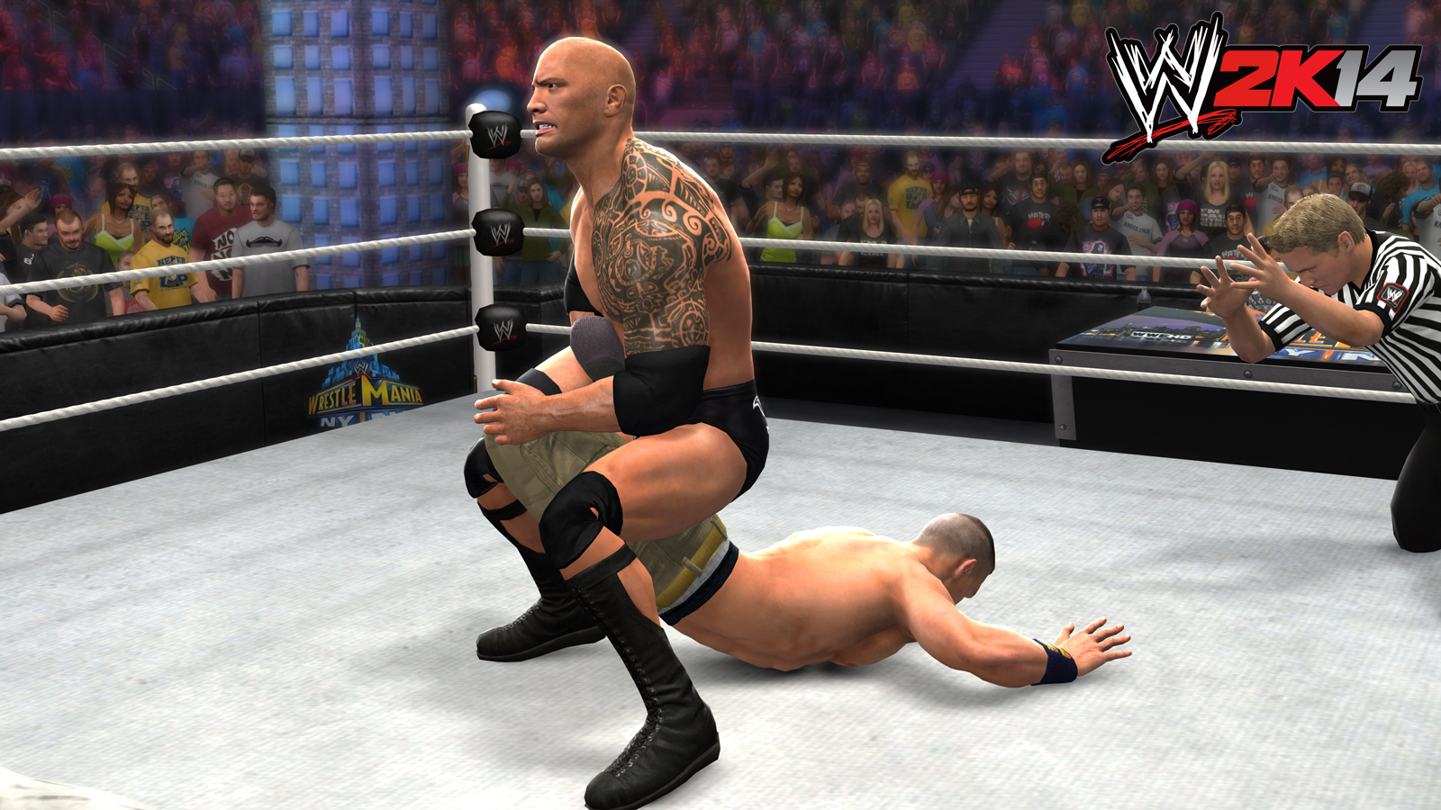 wwe 2k14 review – xbox 360 (also on playstation 3) : gametactics