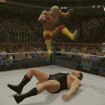 WrestleMania 3: Hulk Hogan (c) vs. André the Giant (with Bobby Heenan)