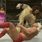 WrestleMania 8: Randy Savage (with Miss Elizabeth) vs. Ric Flair (c) (with Mr. Perfect)