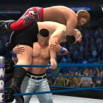 WrestleMania 25: Edge (c) vs. John Cena vs. Big Show