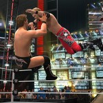 WrestleMania 26: Chris Jericho (c) vs. Edge