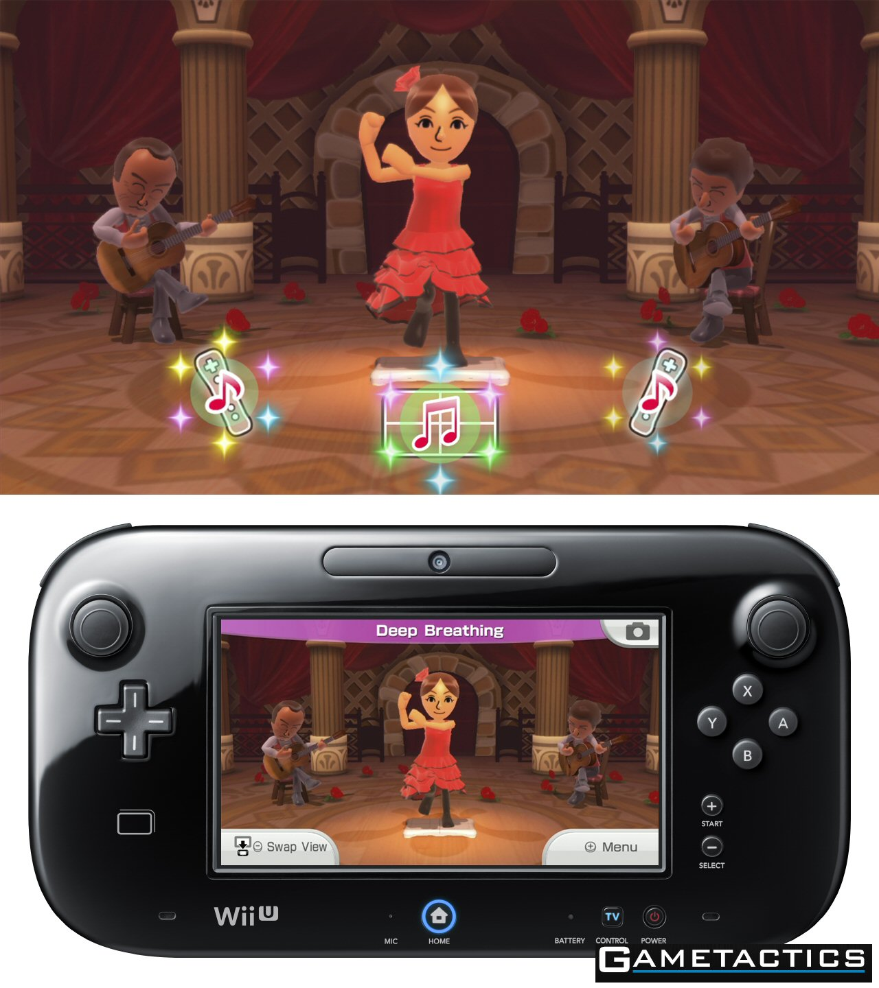 Balance Board Xbox One: Wii Fit U For Wii U Released Today : Gametactics.com