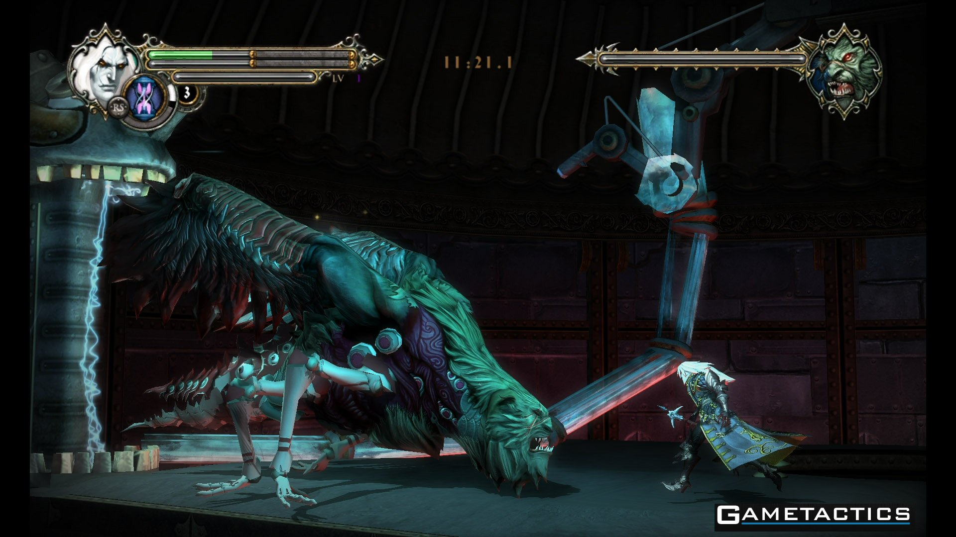 CASTLEVANIA: Lords of Shadow – Mirror of Fate HD Released ... | 1920 x 1080 jpeg 320kB
