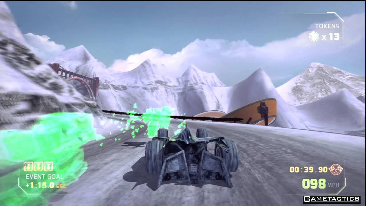 Hot Wheels: World's Best Driver Review – PlayStation 3 (Also on 3DS