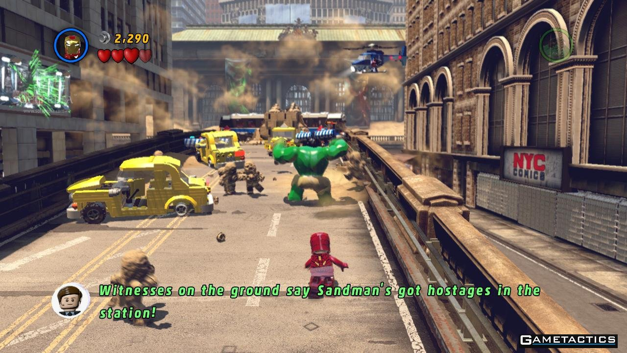 New Lego Games For Ps3 : Lego marvel super heroes review u playstation also on