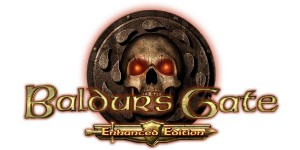 Baldurs Gate II Enhanced Edition Logo