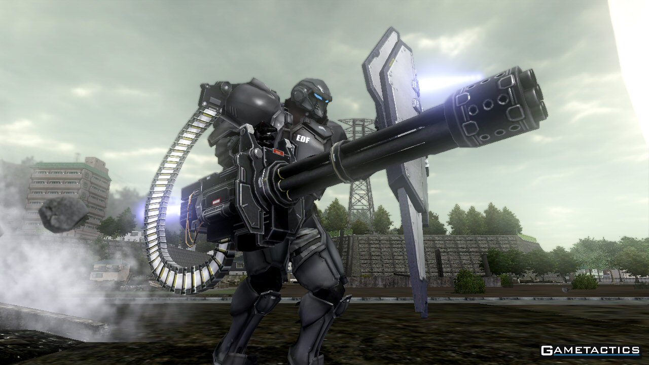 Earth Defense Force 2025 Review – Xbox 360 (Also on PlayStation 3