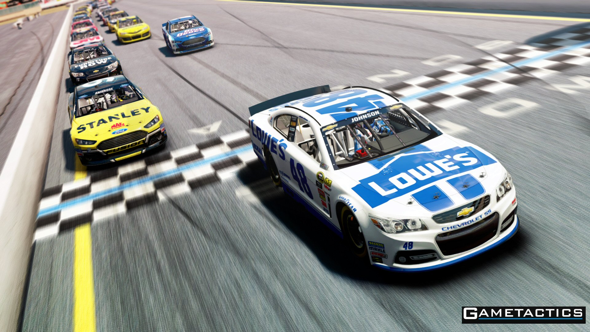 Nascar 14 is coming to pc playstation 3 and xbox 360 on february 18