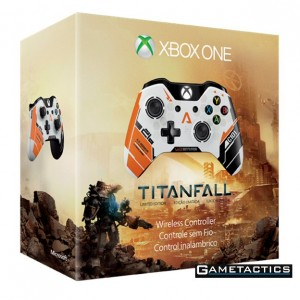 Titan Fall Xbox One Controller