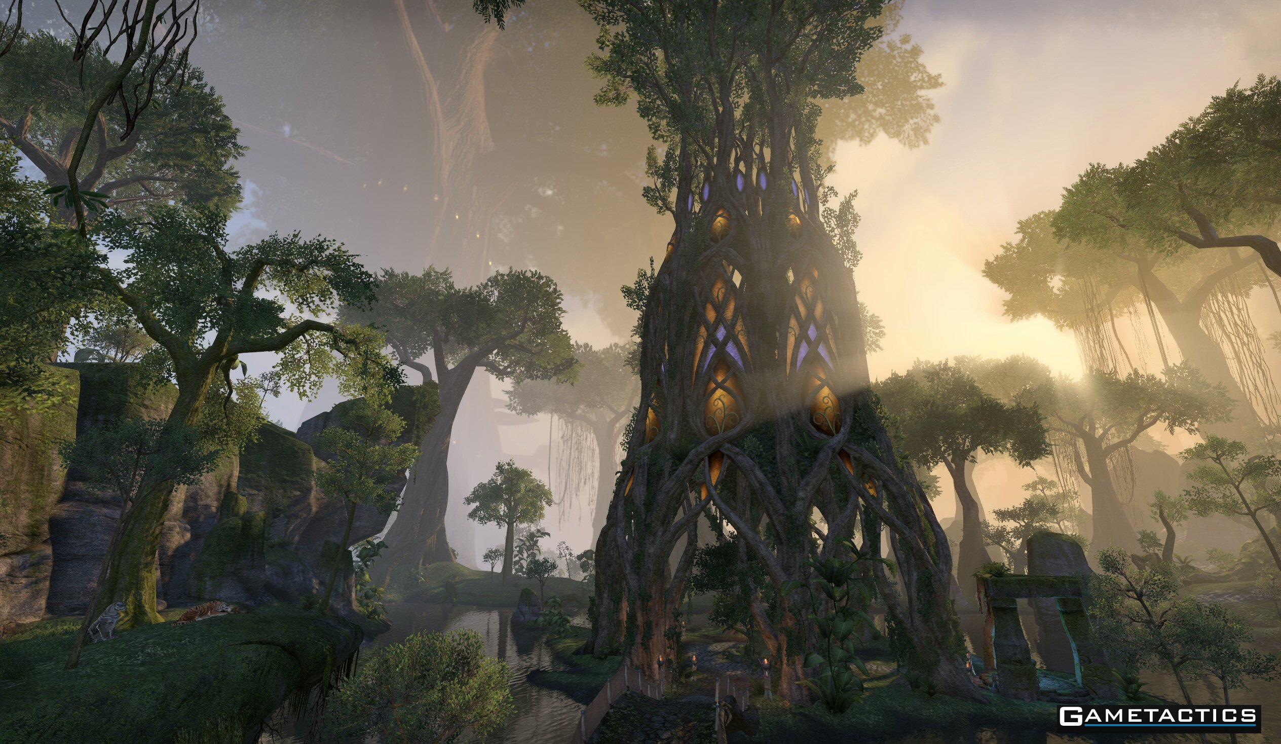 The Elder Scrolls Online – Hands on Preview Part 1 Windows PC (Also