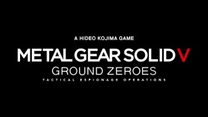 Metal Gear Solid V Ground Zeroes-logo