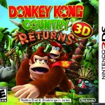 3DS_Donkey Kong Country Returns Box Shot