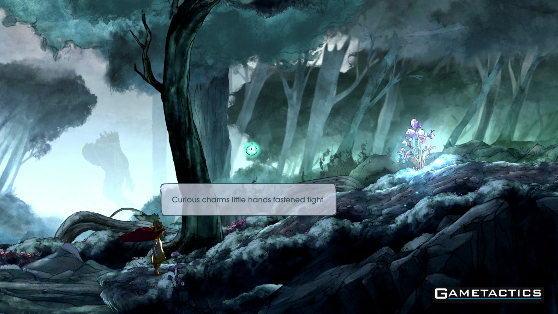 If You Are Looking For Something Different, Child Of Light Will Be Amazing  12 14 Hour Adventure/rpg Game To Add To Your Collection.