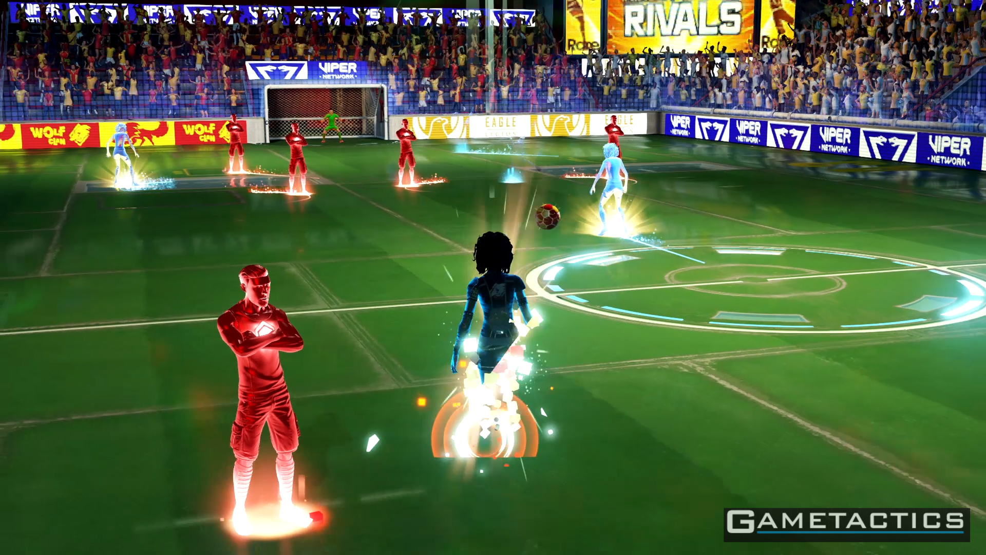Kinect Sports Rivals Review – Xbox One : Gametactics com