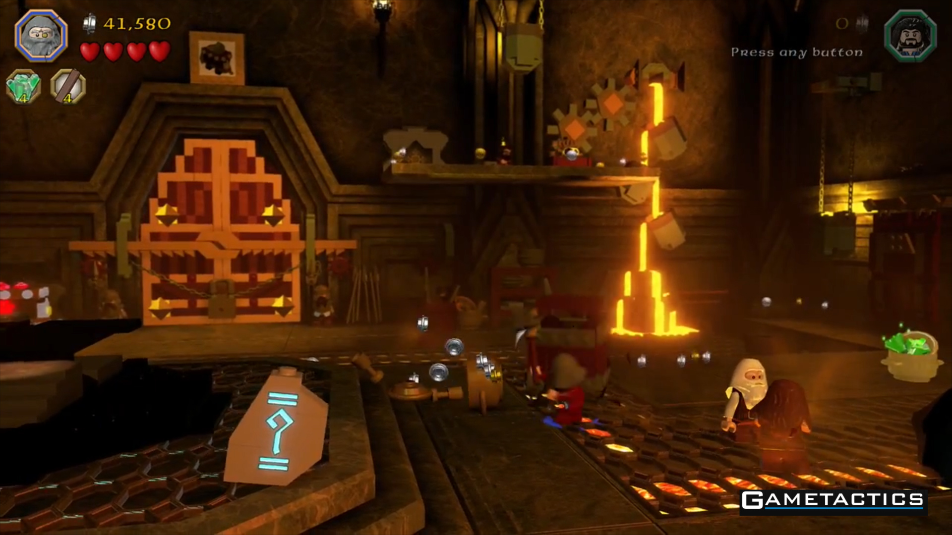 LEGO The Hobbit Video Game 07
