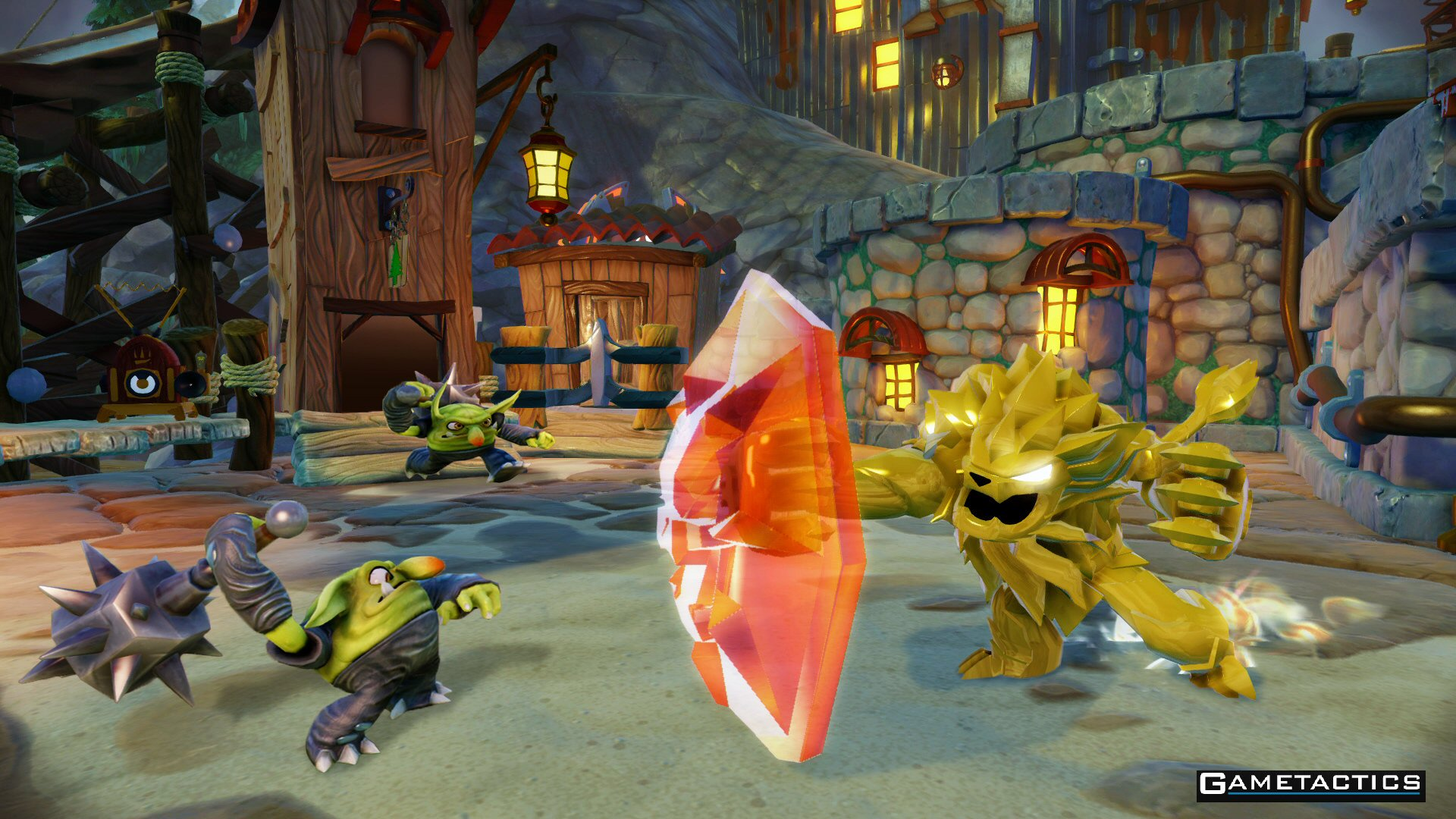 Activision Announces Skylanders Trap Team First