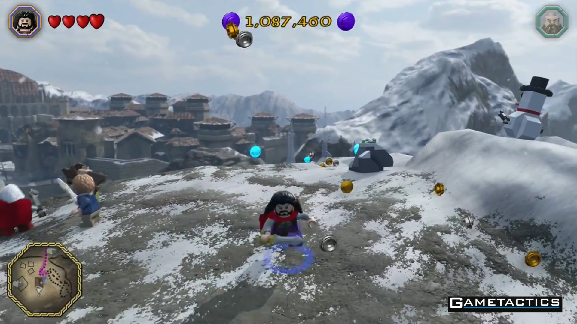 New Lego Games For Ps3 : Lego the hobbit review u xbox also on ds playstation