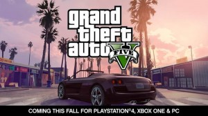 Grand Theft Auto V Coming Soon