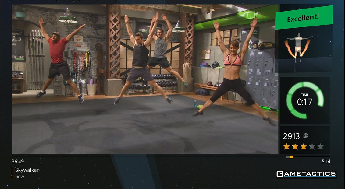 P90X for Xbox Fitness Coming Exclusively to Xbox One