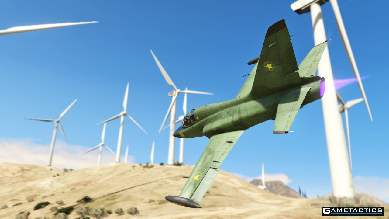 The GTA Online San Andreas Flight School Update Now Available