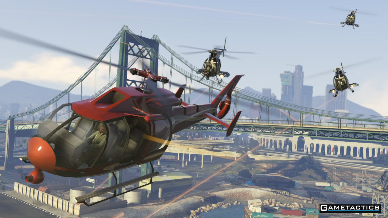 The GTA Online San Andreas Flight School Update Now