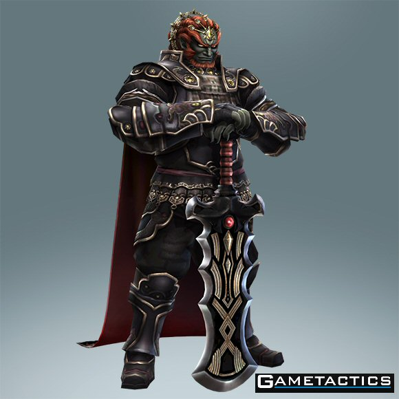 Any Chance Of Changing Ganondorf S Scrawny Sword To This One