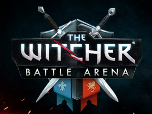 The Witcher Battle Arena Logo Small