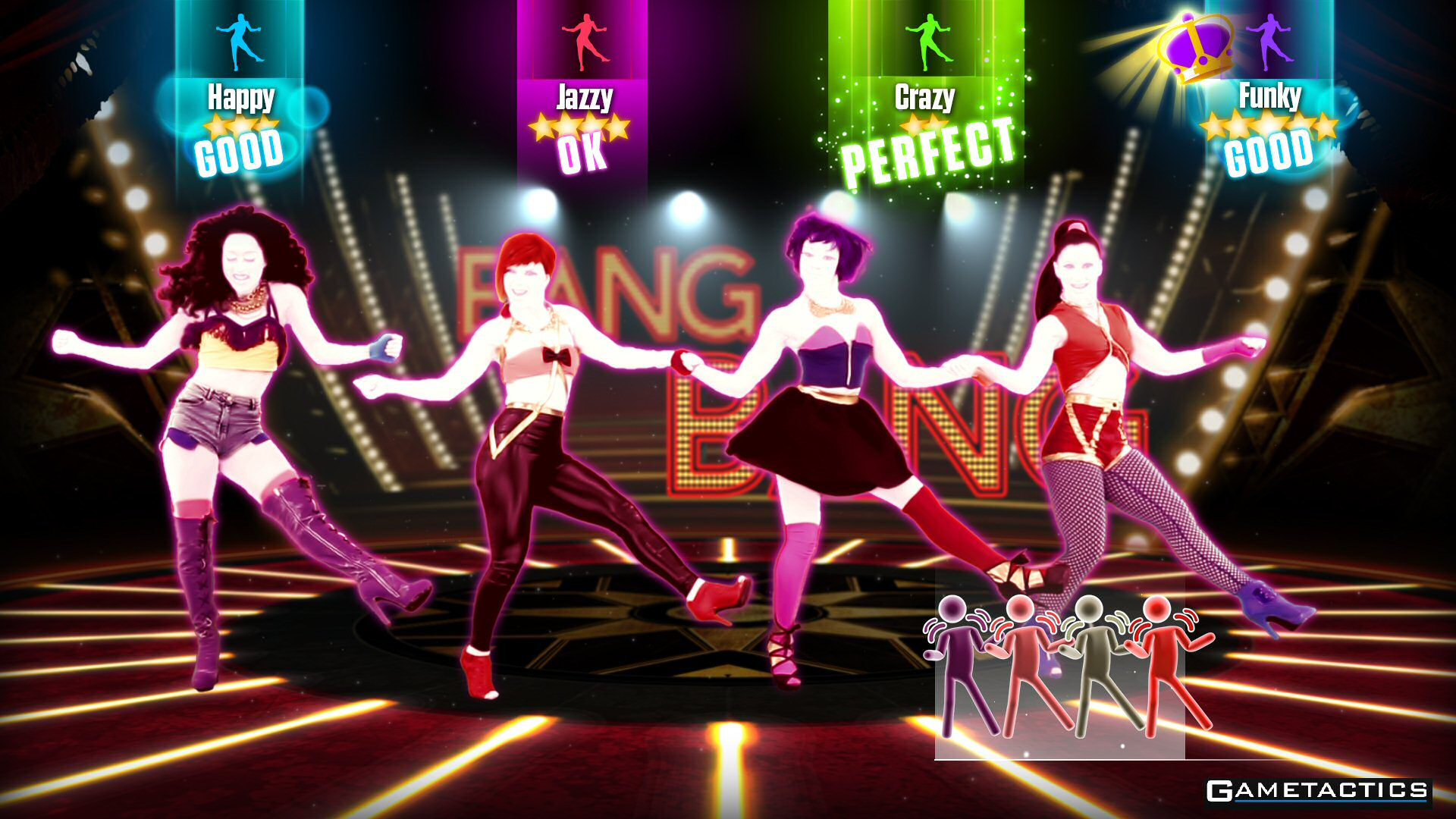 ubisoft unveils full just dance 2015 tracklist and new. Black Bedroom Furniture Sets. Home Design Ideas