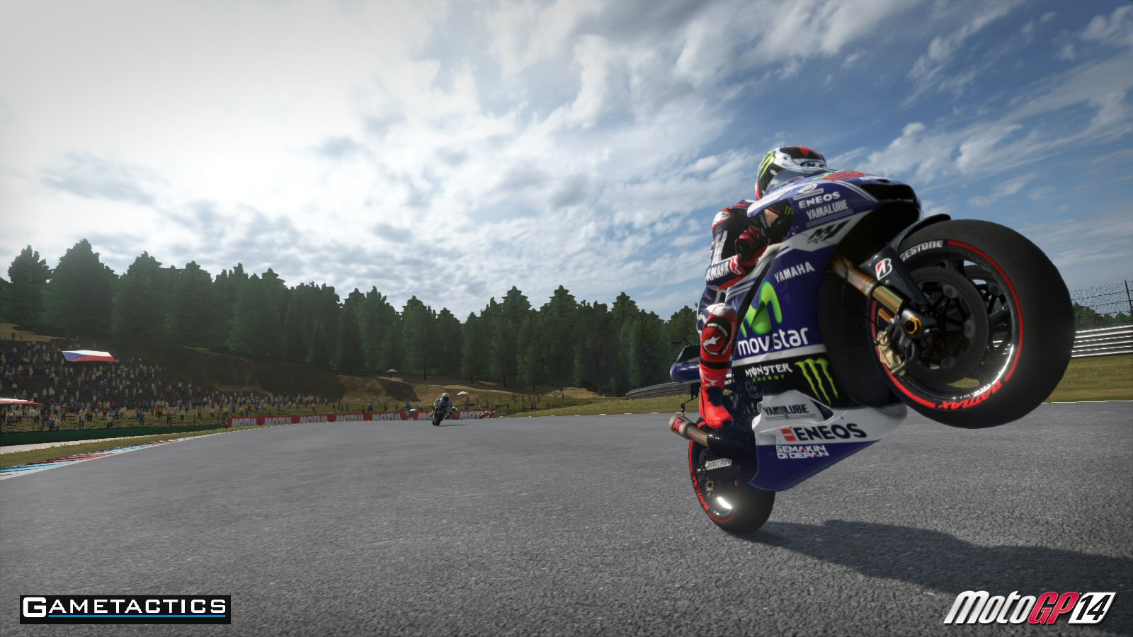 MotoGP 14 Review – PlayStation 3 (Also on PlayStation 4, Windows PC Xbox 360 and Xbox One ...