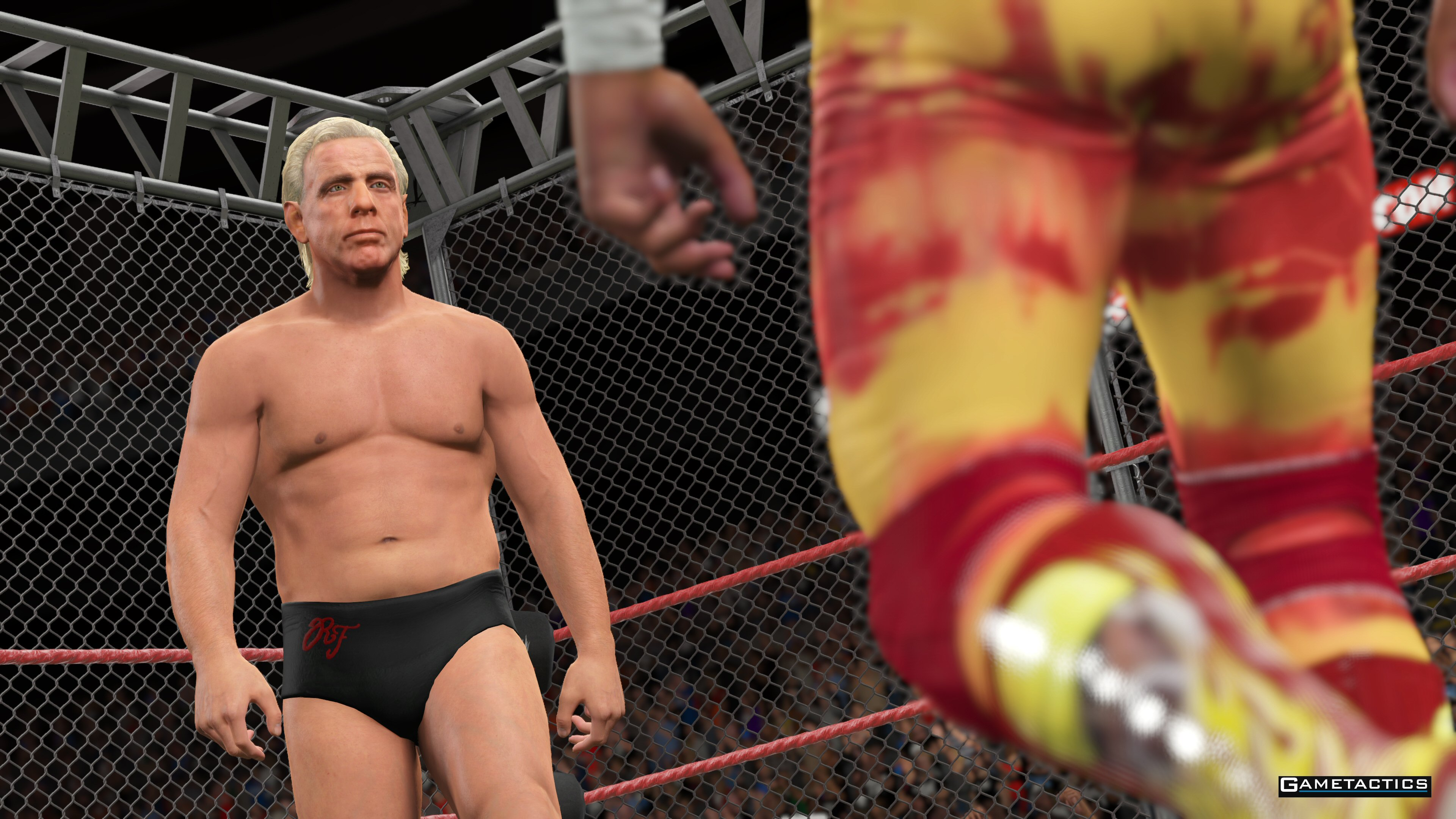 WWE 2K15 Now Available On PlayStation 4 And Xbox One Launch Screenshots Trailer Gametactics