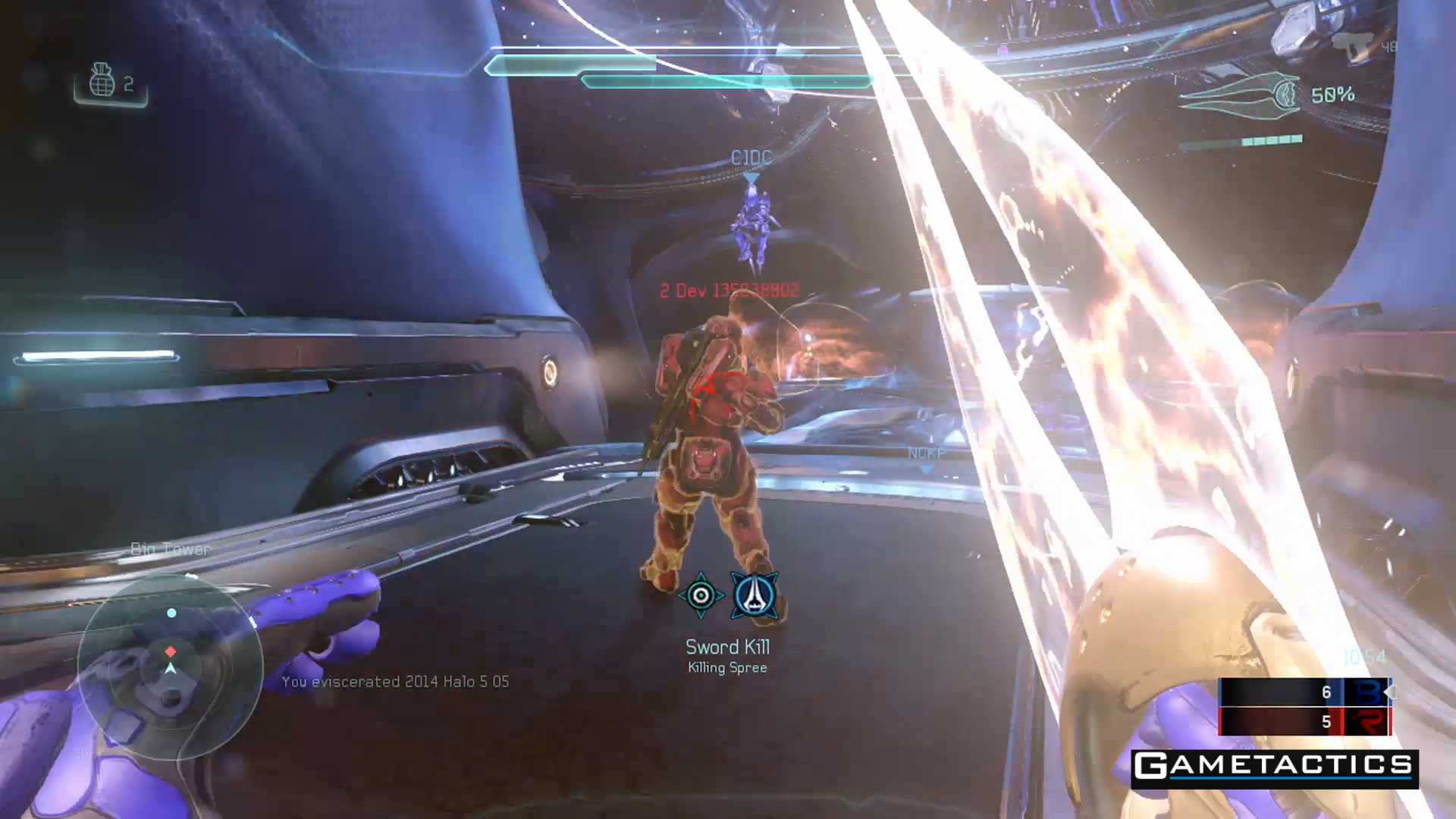 Halo 5 guardians multiplayer beta preview xbox one gametactics