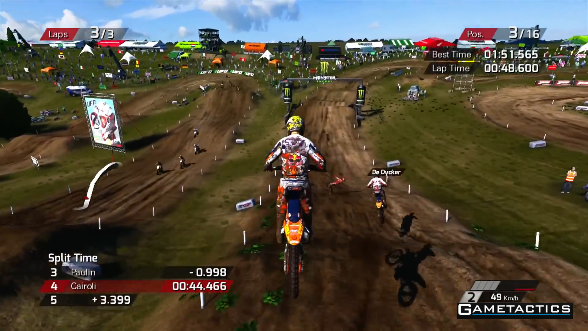 mxgp the official motocross game review playstation 3. Black Bedroom Furniture Sets. Home Design Ideas