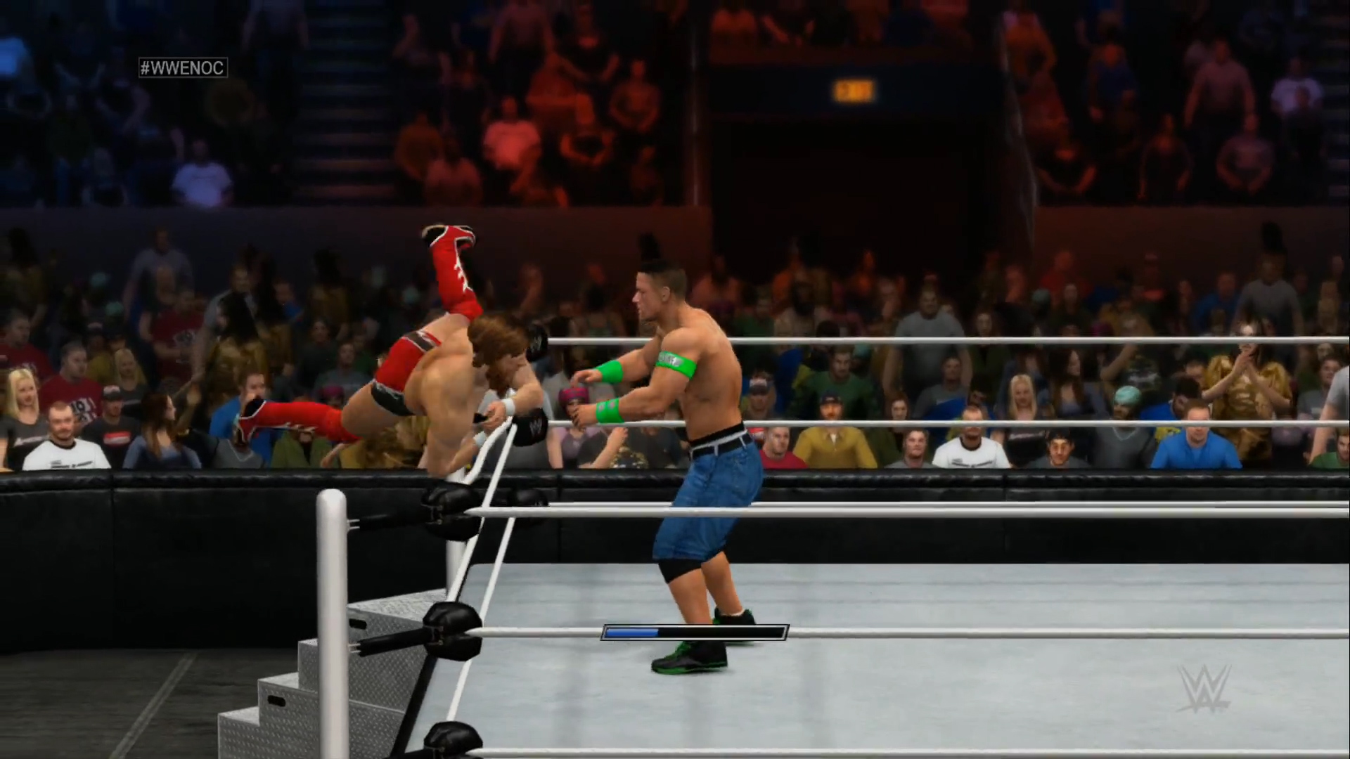 WWE 2K15 Review – PlayStation 4 - 500.9KB