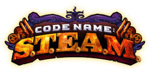 Code Name Steam Logo