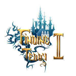 Game Logo - Finding Teddy 2