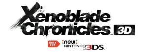 Xenoblade Chronicles 3D Logo
