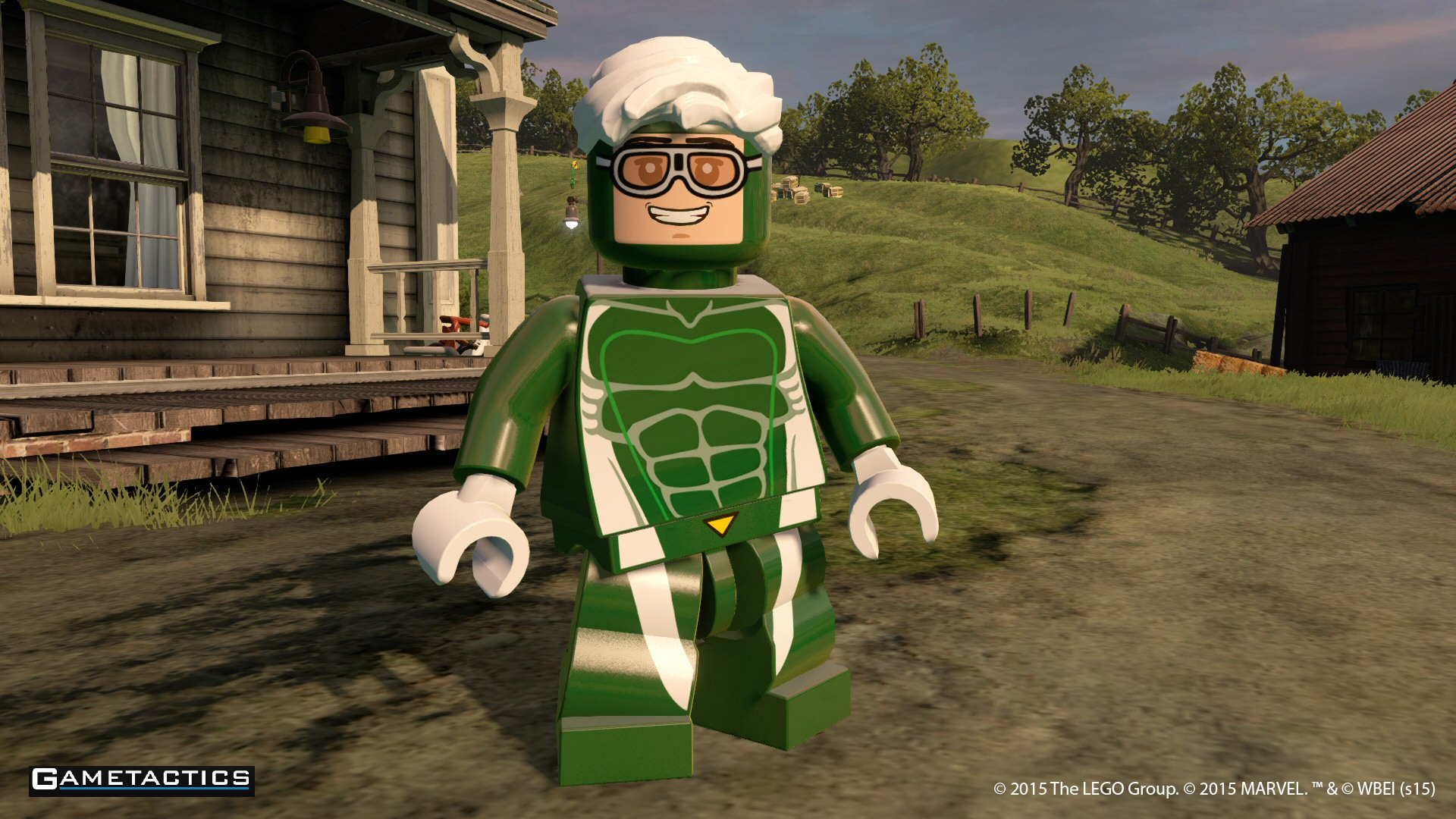 ... . Dinosaurs and Marvel superheroes will be LEGO-fied this June