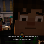 MineCraft Story Mode Ep3-3
