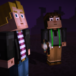 MineCraft Story Mode Ep3-4