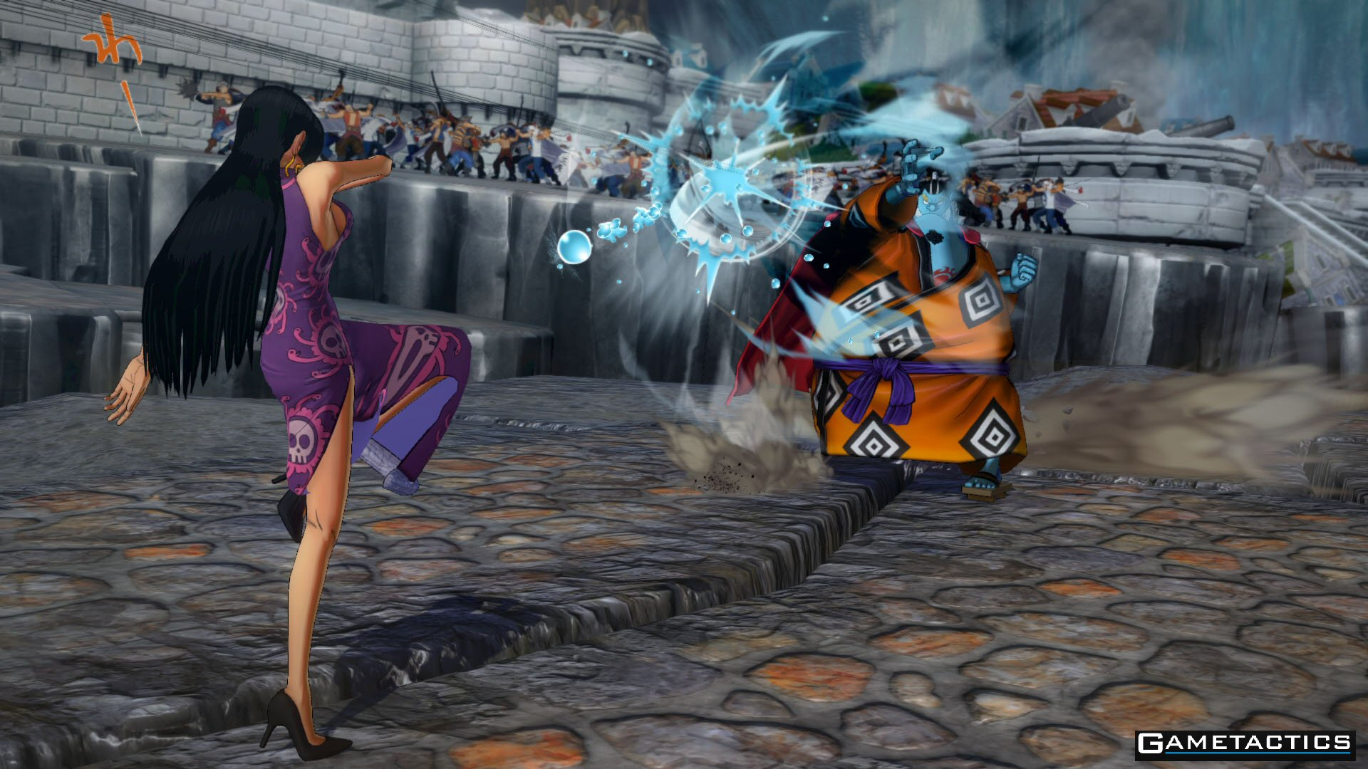 One Piece Burning Blood Xbox Review Also On Playstation 4 Sony Ps4