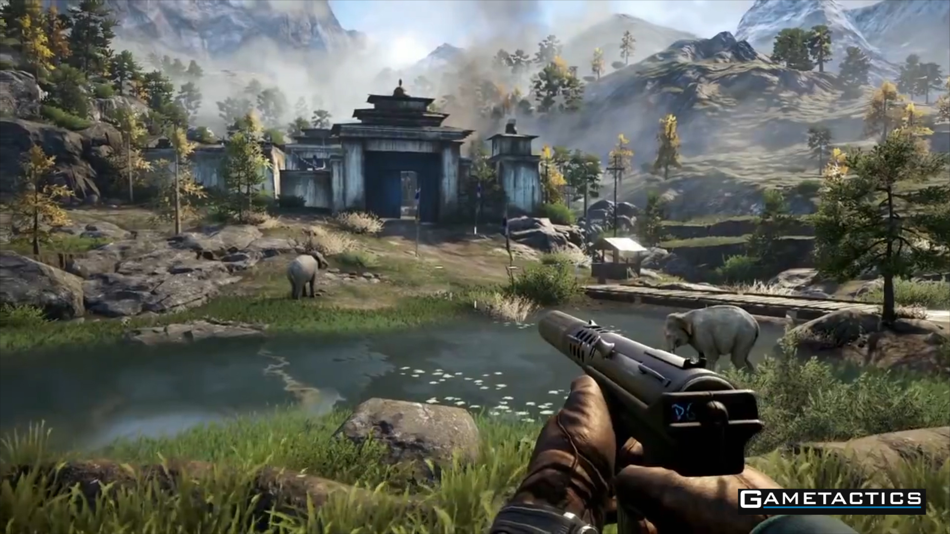 Far Cry 4 Review – PlayStation 4 : Gametactics.com